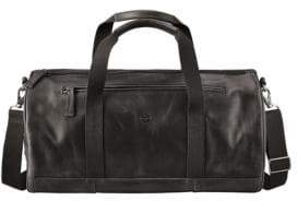 Timberland Tuckerman Leather Duffel Bag