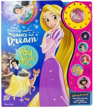 Pi Kids Disney Princess Dancing Light Deluxe Book by Kids