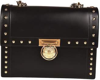 Balmain Bbox 28 Smooth Leather Bag