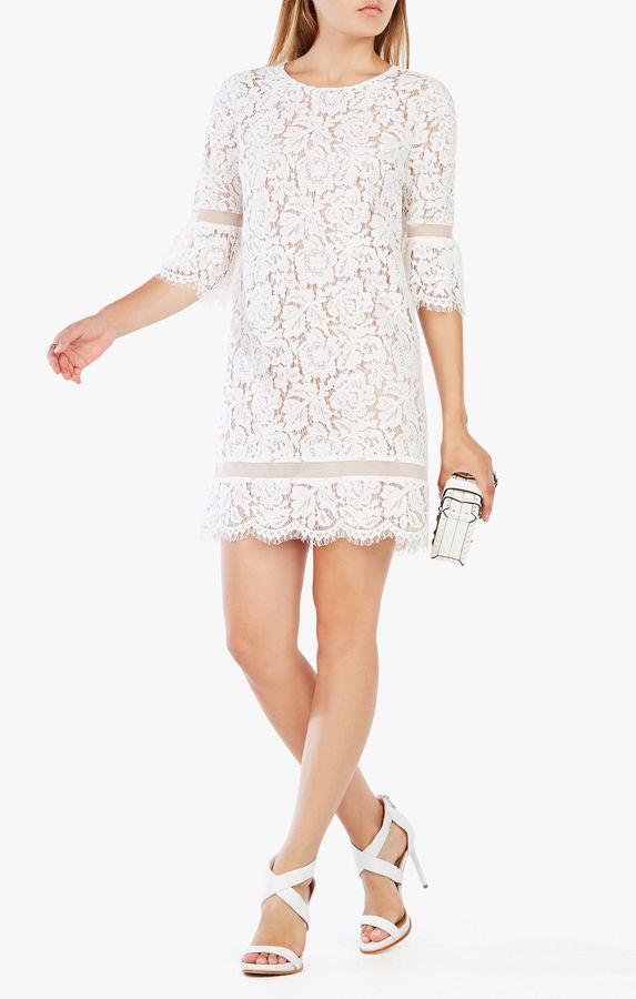 BCBGMAXAZRIACelestia Lace Dress
