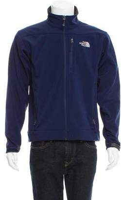 The North Face Lightweight Logo-Embroidered Jacket