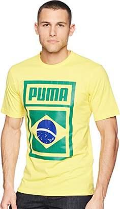 Puma Men's Forever Football Country T-Shirt