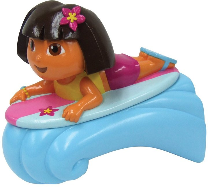 Ginsey Dora Bath Tub Faucet Cover - Blue