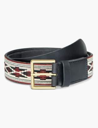 Lucky Brand Novelty Jacquard Belt
