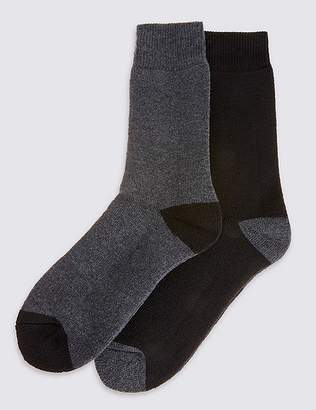 Marks and Spencer 2 Pack Ultraheat Thermal Socks