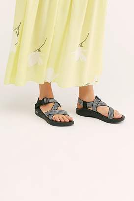 8a30500a874 Chaco Black Strap Women s Sandals - ShopStyle