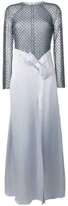 Temperley London Emblem long dress