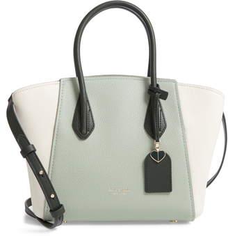 Kate Spade medium grace leather satchel