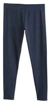 MANGO Essential cotton leggings