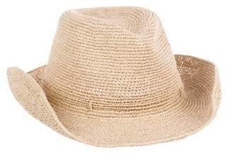 Helen Kaminski Raffia Woven Hat