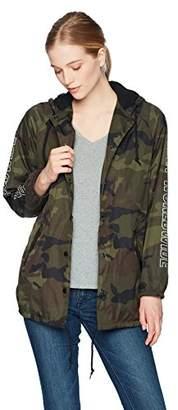 Obey Junior's Worldwide Outline Premium Hooded Sweatshirt