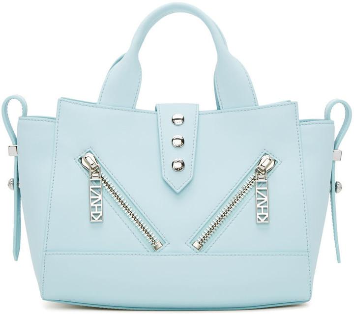 KenzoKenzo Blue Mini Kalifornia Bag