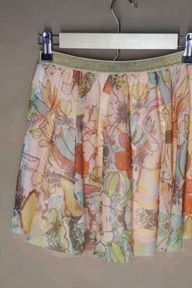 Desigual Flowers Aiguafreda Skirt