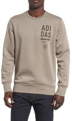 adidas International Regular Fit Sweatshirt