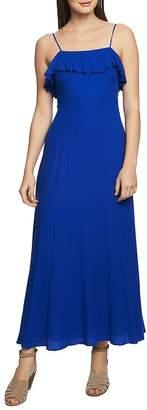 1 STATE 1.STATE Sleeveless Ruffled Maxi Dress