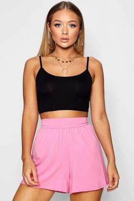boohoo Lola Flippy Shorts