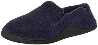 Isotoner Men's Classic Terry Moccasin House Shoe