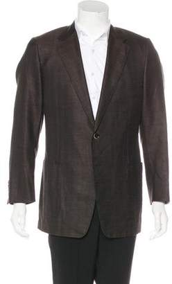 Canali Wool & Silk Blazer