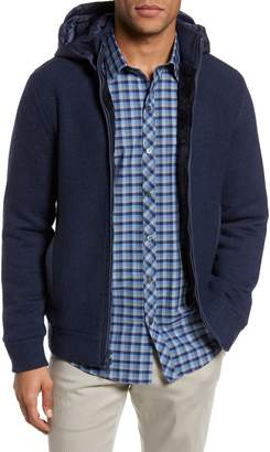 Zachary Prell Haydon Merino Wool Sweater Jacket