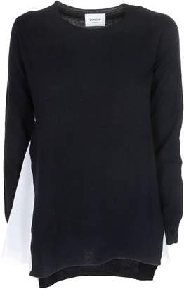 Dondup Sheer Panel Sweater
