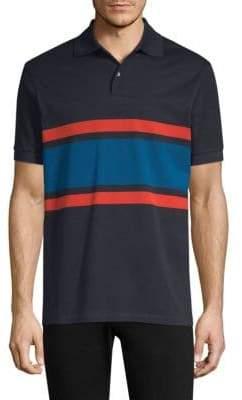 Paul Smith Cotton Stripe Polo