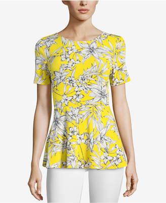 ECI Peplum T-Shirt