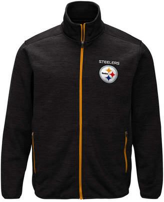 G-iii Sports Men Pittsburgh Steelers High Jump Jacket