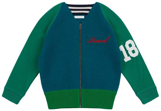 Andre Rascal Embroidered Jacket