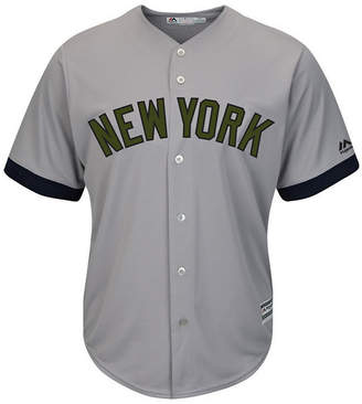 a886468a492 Majestic Men New York Yankees Usmc Cool Base Jersey