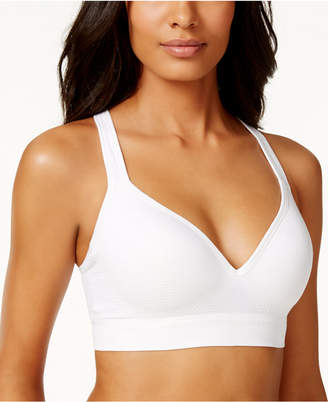 Jockey Sport Molded Cup Medium Impact Seamless Sports Bra 8126
