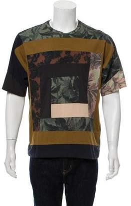 Dries Van Noten Graphic Short Sleeve T-Shirt