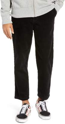 Wesc Iggy Wide Wale Cotton Corduroy Straight Leg Pants