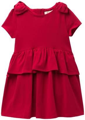 Kate Spade peplum dress (Toddler Girls, Little Girls & Big Girls)