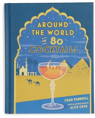 'Around the World in 80 Cocktails' Book