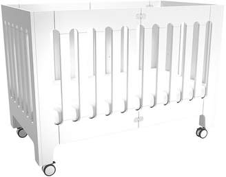 Pottery Barn Kids Bloom Collapsible Crib, Coconut White