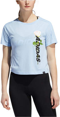 143c30a819 Women Adidas Floral Shirt - ShopStyle