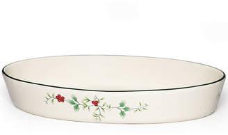 Pfaltzgraff Winterberry Oval Baker
