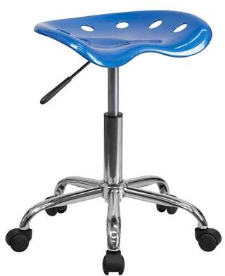 Offex Tractor Height Adjustable Lab Stool