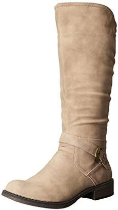 Call it Spring Women's Yeriwiel Riding Boot $14.62 thestylecure.com