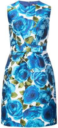 Michael Kors floral print sheath dress