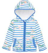 Joules Cosette Reversible Fleece Jacket
