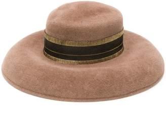Borsalino metallic band hat
