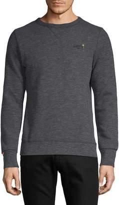 Superdry Men's Orange Label Crewneck Sweater