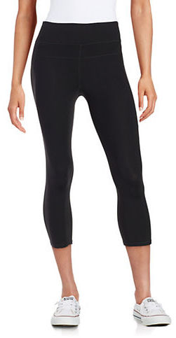 Calvin Klein Performance Cropped Compression Leggings