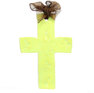 Kimberly Lang Hurricane Cross-Bright Lime