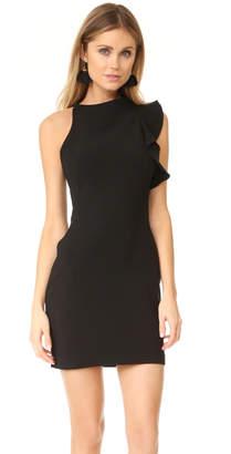 Black Halo Pabla Mini Dress $325 thestylecure.com