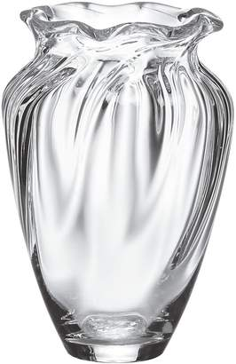 Simon Pearce Medium Chelsea Optic Cinched Vase