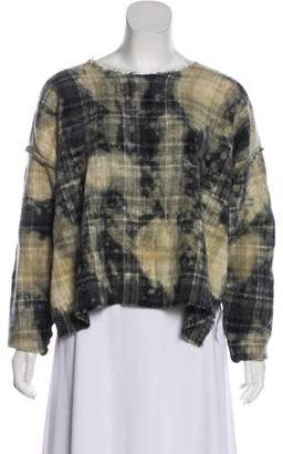 Faith Connexion Wool Printed Sweater w/ Tags
