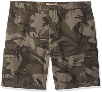 Wrangler Authentics Big & Tall Classic Relaxed Fit Cargo Short