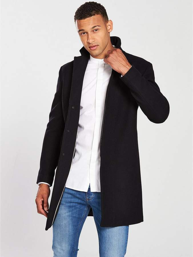 Brove Wool Coat